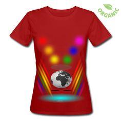 Frauen Kunstdesigner T-Shirt 2015 ORIGINAL PAUKNER GRNA http://www.partitur-kunst.com/ http://762937.spreadshirt.de/
