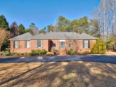 Dont miss this All Brick home on 1.14 acres. 307 Green Tree Court