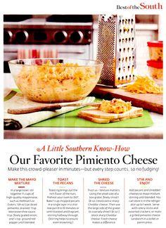 Pimiento cheese recipe