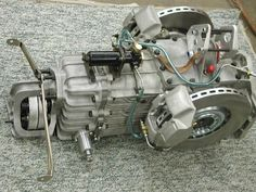 inboard braking system