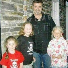 A heart of gold. My kind George Michael.