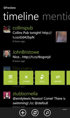 Rowi: best Twitter app for Windows Phone gets better with 2.0