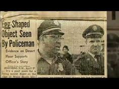 1964 UFO encounter in Socorro New Mexico with officer Zamora - Alien UFO Videos