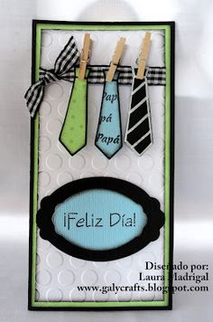 Tarjetas Boutique Galy Crafts: abril 2012