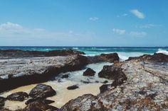 Currumbin Beach. Queensland, Australia
