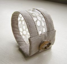 fabric cuff