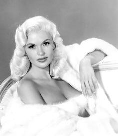Jayne Mansfield in 1957 by Wallace Seawell.