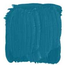 Benjamin Moore Avalon Teal Paint This Is One Of The