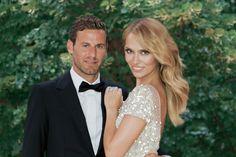 Patricia Conde, el día de su boda con Carlos Seguí #wedding #brides #tv