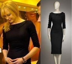beautiful new pencil dress.....I may need this one too!  So classy.
