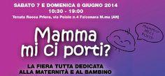 Fiera Mamma mi ci porti?, ad Ancona