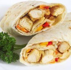 5 Εύκολες και νόστιμες συνταγές με αραβική πίτα! | ediva.gr Gyro Pita, Look And Cook, Fresh Rolls, Street Food, Food Porn, Brunch, Yummy Food, Delicious Recipes, Food And Drink