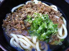 Niku Noodle Soup at Wasabi in Logan Square