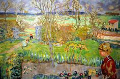 Pierre Bonnard - Early Spring