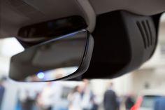 volvo XC90 interior mirror slim