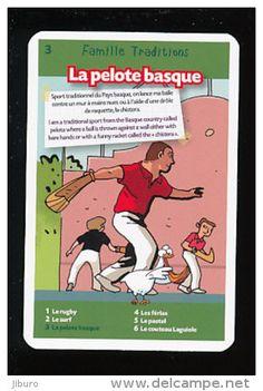pelote basque - Delcampe.net