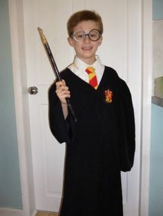 Harry potter book week costume