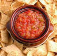 Easy Fire-Roasted Picante Salsa