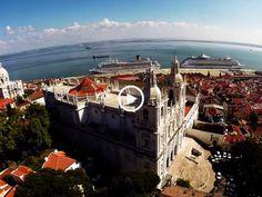 Lisboa, soberbas imagens da capital de Portugal!