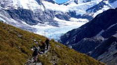 New Zealand Hiking Tours: best multi-day hikes.  Trekking and guided walks  Great Walks (Milford and Routeburn Tracks), and other Department of Conservation and private tracks (Hollyford, Hump Ridge and Banks Peninsula Tracks).  #newzealandhikes ##newzealand