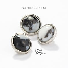 Like the animals of the same name, our Zebra Dots have unique color variations.  https://shanette.styledotshome.com/products/dots/natural-zebra-variations-occur