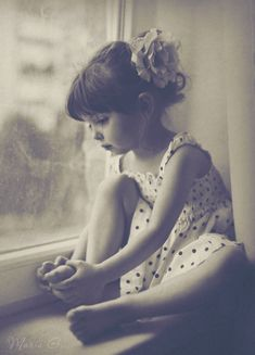 She spent hours waiting by the window. He never returned, but she couldn't let go of the hope that he would. She needed to tell him she was sorry. Maybe that would bring him back.