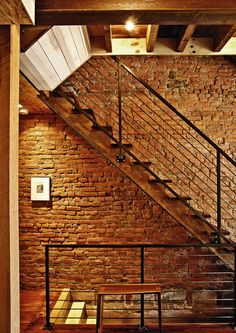 i love the way some brick in this wall sticks out and the way it looks - Brick Design Wall