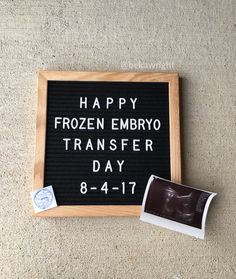 Celebrating our FET! PUPO & Staying Positive with Prayers! Ivf Pregnancy, Cute Pregnancy Announcement, Trimesters Of Pregnancy, Fet Ivf, Frozen Embryo Transfer, Surrogacy, Staying Positive, Fertility, Letter Board