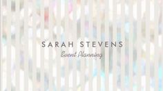 Stylish Subtle Bokeh White Stripes Event Planner Business Cards http://www.zazzle.com/stylish_subtle_bokeh_white_stripes_event_planner_business_card-240378409470671391?rf=238835258815790439&tc=GBCEvents1Pin