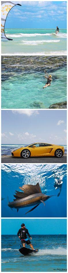 Amazing Cancun Spring Break Activities