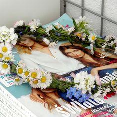 Flowers chaplet <3 DIY