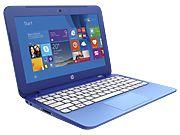 HP Stream 11 in blue
