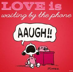 Love quote via www.Facebook.com/Snoopy