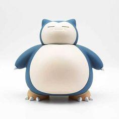Snorlax Pokemon Go, Cute Pikachu, Pokemon Party, Pokemon Birthday, Play Pokemon, Cute Pokemon, Pokemon Realistic, Pokemon Poster, Sculpey Clay