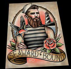 Seaward Boundwww.etsy.com/shop/parlortattooprints