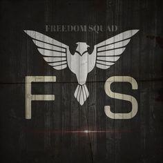 7 Freedom Squad Ideas Squad Freedom Game Logo