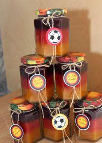 ✿ MM-Creative ✿: WM-2014-Marmelade mit Thermomixrezept und Etiketten-Freebie