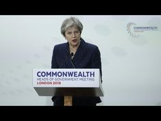 PM tells Commonwealth leaders she will do 'whatever it takes' to resolve anxieties and problems