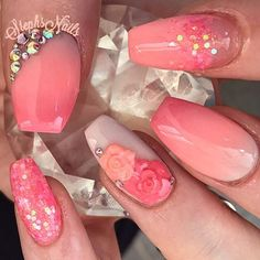 Best Nail Art Decorations To Choose Really Cute Nails, Cute Nail Art, Gorgeous Nails, Pretty Nails, Cruise Nails, Bright Nails, Silver Nails, Fancy Nails, Sparkly Nails