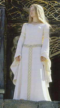 Eowyn gown.  Would love to try this one for Halloween this year.  applicable patterns in both Simplicity and McCalls