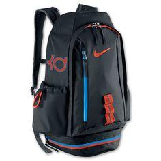 la mochila negro