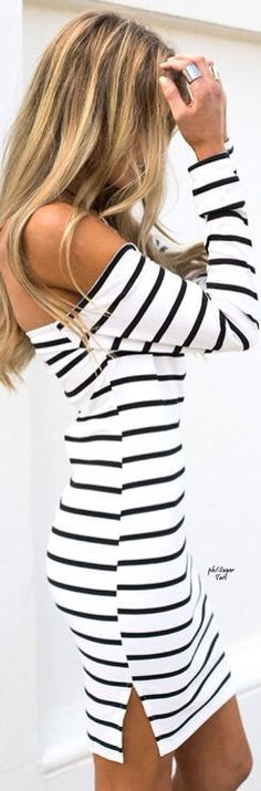 Show Your Stripes™ | House of Beccaria#                                                                                                                                                      More