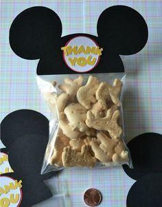 Mickey Safari Theme Party