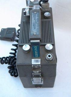 Vintage Motorola two-way Handie-Talkie radio transceiver parts unit Emergency Equipment, Audio Equipment, Two Way Radio, Fire Apparatus, Ham Radio, Walkie Talkie, Radios, The Unit, War