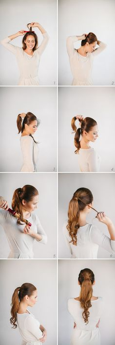 Beauty Bits: Easy Prep Pony | Floridian Weddings | Erika Delgado Photography | OMG Artistry