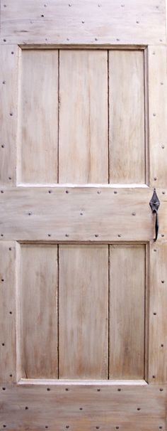 Porte du0027entrée type mas tablier bas    wwwportesantiques - peindre un encadrement de porte