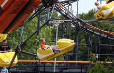 Kings Island - Shake Rattle and Roll