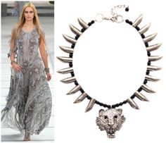 African Tiger, Pet Tiger, Roberto Cavalli, Snake Skin, Gowns, Style Inspiration, Shopping, Dresses, Eye