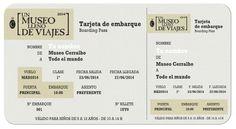 CAMPAMENTO DE VERANO: UN MUSEO LLENO DE VIAJE  Del lunes 23 al viernes 27 de junio de 2014  Para niño/as de 5 a 12 años.  http://museocerralbo.mcu.es/web/docs/actividades/talleres/minfo_campamento.pdf