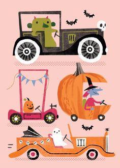 Autumn Illustration, Halloween Illustration, Halloween Drawings, Halloween Images, Halloween Items, Halloween 2020, Holidays Halloween, Halloween Crafts, Happy Halloween
